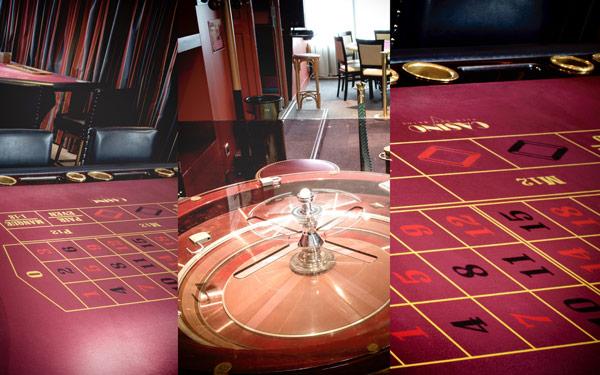 Les grands jeux - Casino Vals-les-Bains