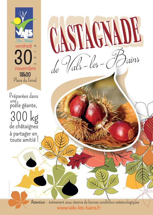 castagnade Vals-les-Bains