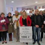 Tombola de la Saint-Valentin 2019 de l'association des commerçants