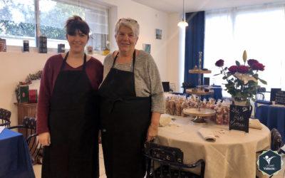 Au Petit Cottage, salon de thé cosy à Vals-les-Bains