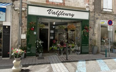 Valfleury – Claire De Chirée Ducoin (situé près de la Mairie)