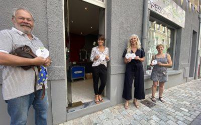 Une nouvelle image pour l'association des commerçants de Vals-les-Bains