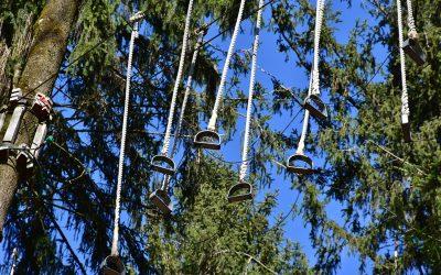 Parc Accrobranche Vals Aventure