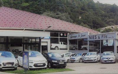 Niés et Fils Garage – Bosch Car Services