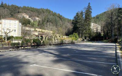 Parking de la Châtaigneraie