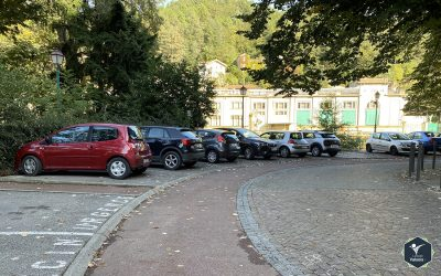 Parking de la Gare Routière