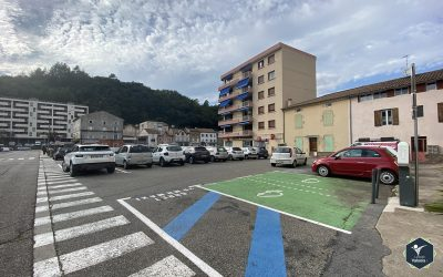 Parking Place Galimard