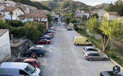 Parking de la Volane