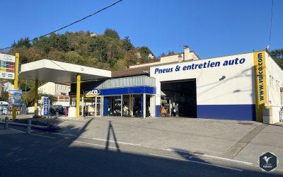 Station de la Volane – Garage Vulco à Vals-les-Bains